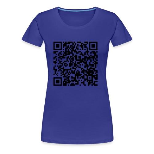 Broken Clan QR Code - Women's Premium T-Shirt