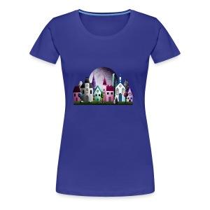 Moondale - Women's Premium T-Shirt
