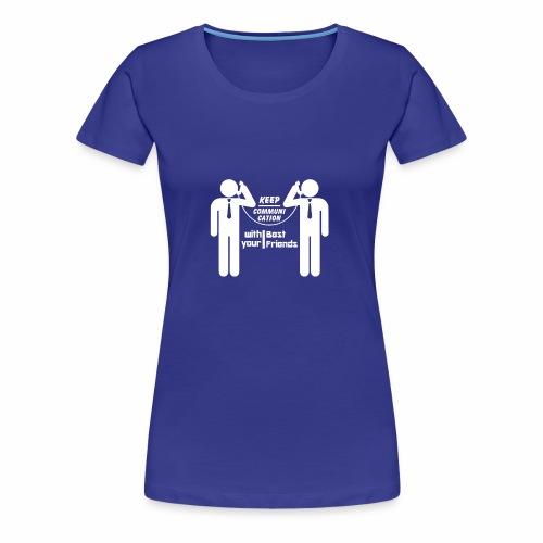 bestfriend1 - Women's Premium T-Shirt