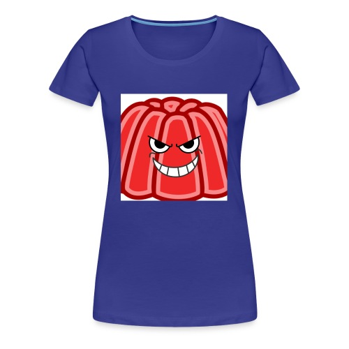 Red jelly kids hoodie - Women's Premium T-Shirt
