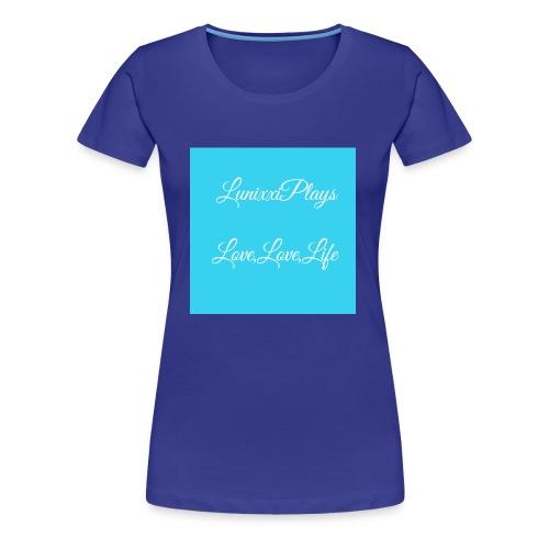 7637DE9B 36B0 4755 90EB B7ED78D700D7 - Women's Premium T-Shirt