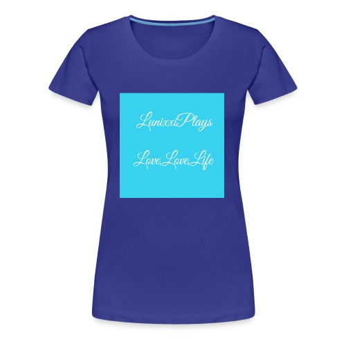 CA3D7307 39A8 4934 9131 86273CC54270 - Women's Premium T-Shirt