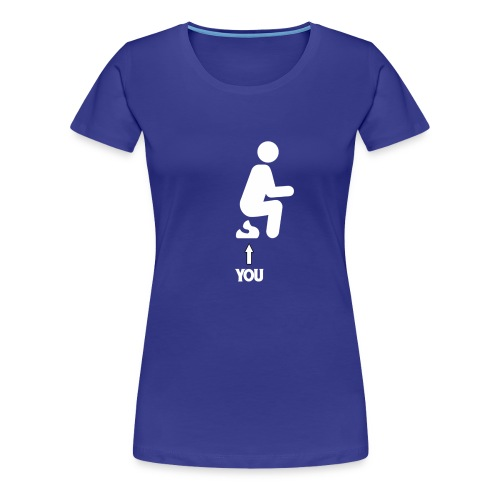 Poop this is you - Women's Premium T-Shirt