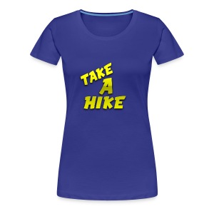 TakeAHike Merch - Women's Premium T-Shirt