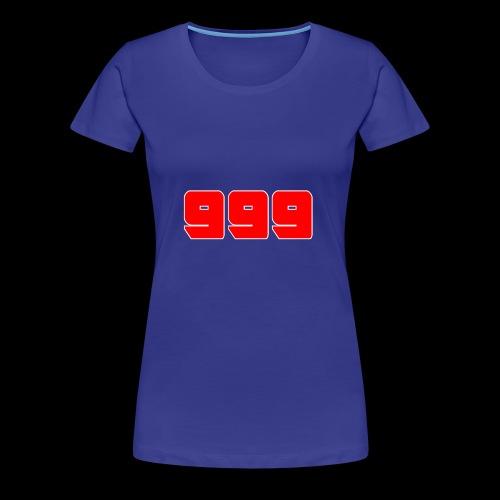 team999 - Women's Premium T-Shirt