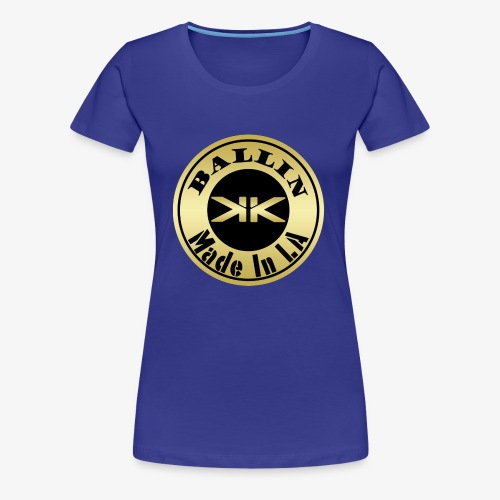 Ballin Edition by Kevin Kloth - Women's Premium T-Shirt