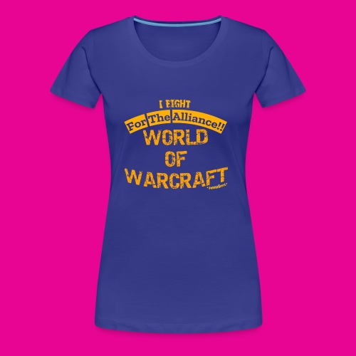 ForTheAlliance - Women's Premium T-Shirt