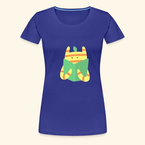 book monster - Women's Premium T-Shirt
