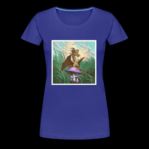 Fraxx the Fierce - Women's Premium T-Shirt