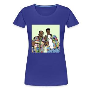 HolyGXD & PickleMeat - Women's Premium T-Shirt