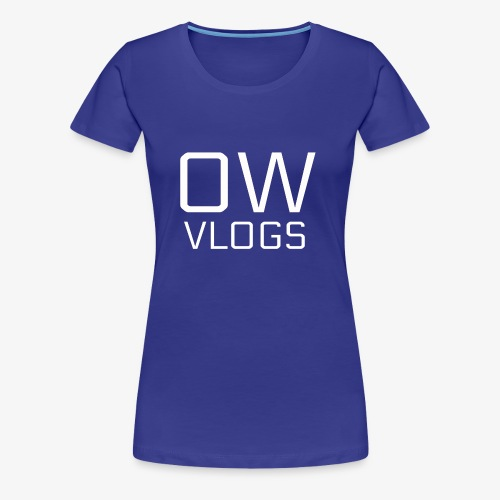 OW VLOGS MERCH - Women's Premium T-Shirt