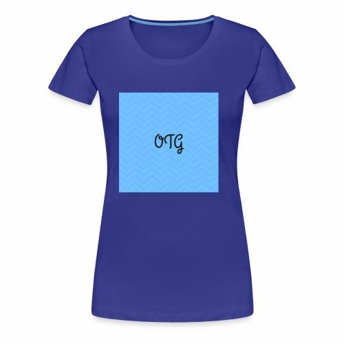 OTG - ICE - Women's Premium T-Shirt