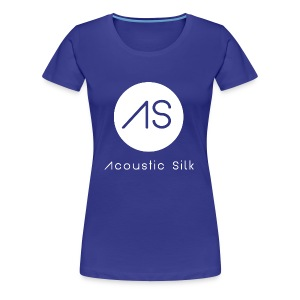 Acoustic Silk Clean - Women's Premium T-Shirt