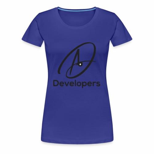 a Developers - Women's Premium T-Shirt