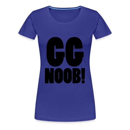 GG Noob - Women's Premium T-Shirt