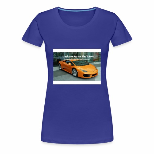 The jackson merch - Women's Premium T-Shirt
