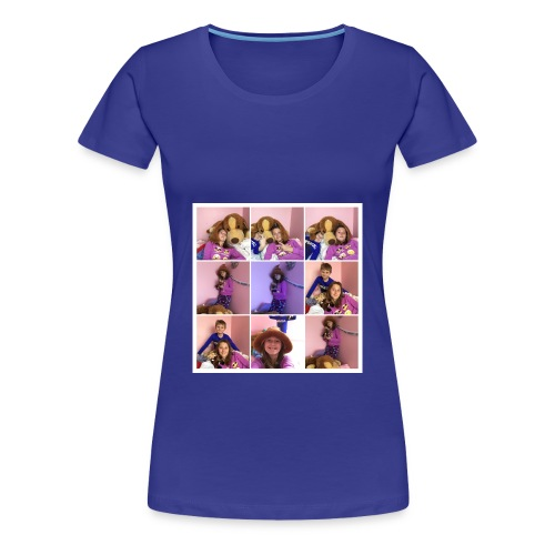 family colloge - Women's Premium T-Shirt