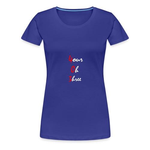 403 tee - Women's Premium T-Shirt