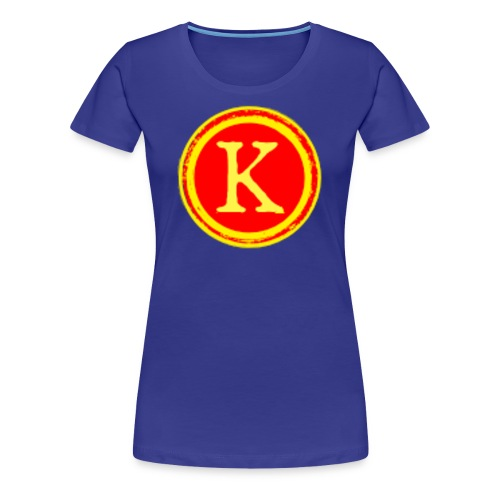 Kieththegod part of thecrafties - Women's Premium T-Shirt