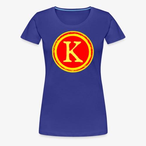 Kieththegod part of thecrafties - Women's Premium T-Shirt