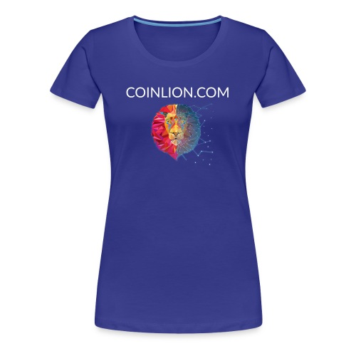 Lion's Head - Women's Premium T-Shirt