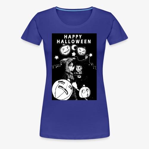 Happpy Halloween! - Women's Premium T-Shirt