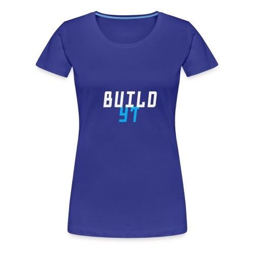 BuilderYt - Women's Premium T-Shirt