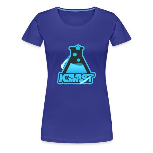 K3MISTRY Logo - Women's Premium T-Shirt