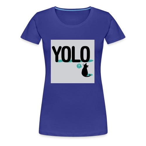 MErCHeNdiSe for everyone - Women's Premium T-Shirt