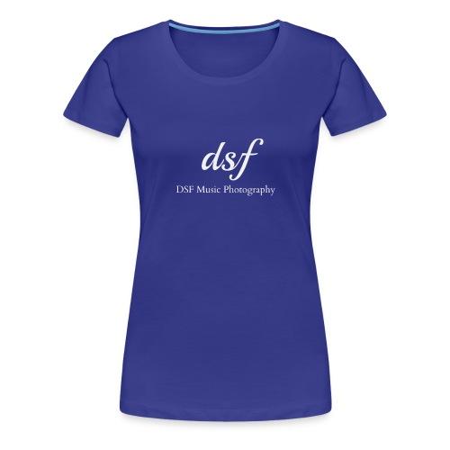 DSF Music Photography - Women's Premium T-Shirt