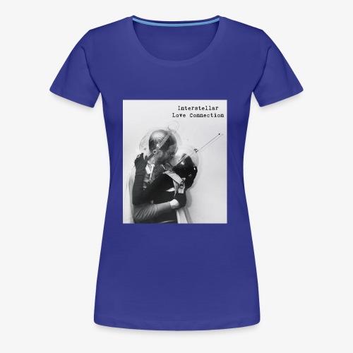 interstellar love connection - Women's Premium T-Shirt