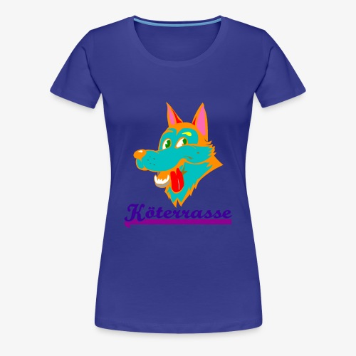 Köterrasse LGBT - Women's Premium T-Shirt