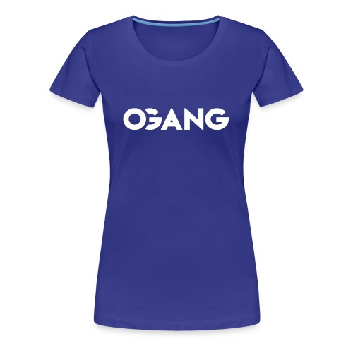 OGANG Merch - Women's Premium T-Shirt