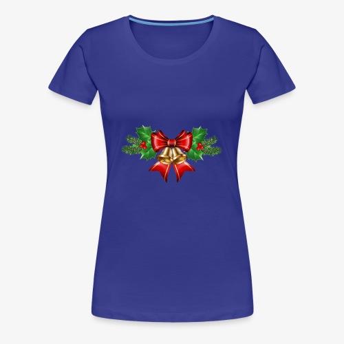 Christmas Bells Shirt - Women's Premium T-Shirt