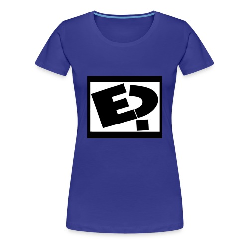 Rated E - Women's Premium T-Shirt