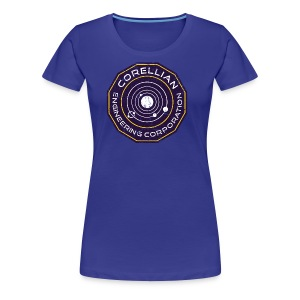 Corellian Engineering - Women's Premium T-Shirt