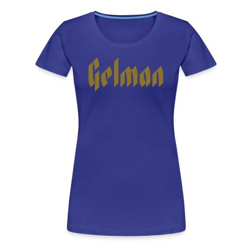 Gelman - Women's Premium T-Shirt