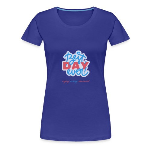 New Front Shirt - Women's Premium T-Shirt