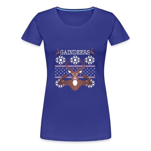 Gaindeers - Women's Premium T-Shirt