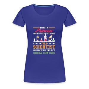 Military Veteran Sniper Safe Space 1500 - Women's Premium T-Shirt