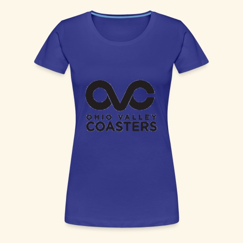 OVC Basic Logo - Women's Premium T-Shirt