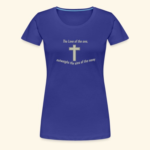 The Love of the One - Women's Premium T-Shirt