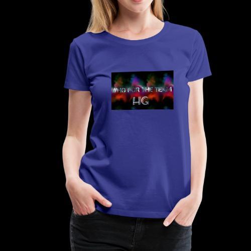 Logopit 1534289002185 - Women's Premium T-Shirt