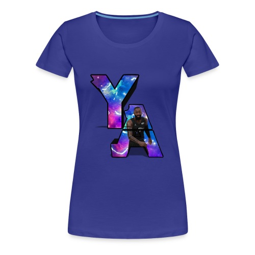 The Y/A Logo - Women's Premium T-Shirt