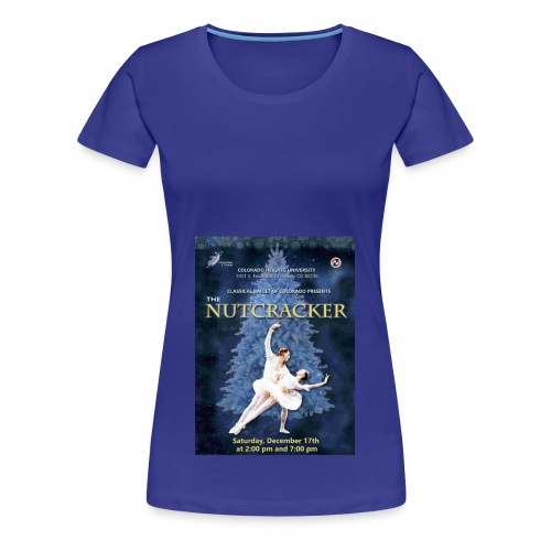CBC Nutcracker Product - Women's Premium T-Shirt