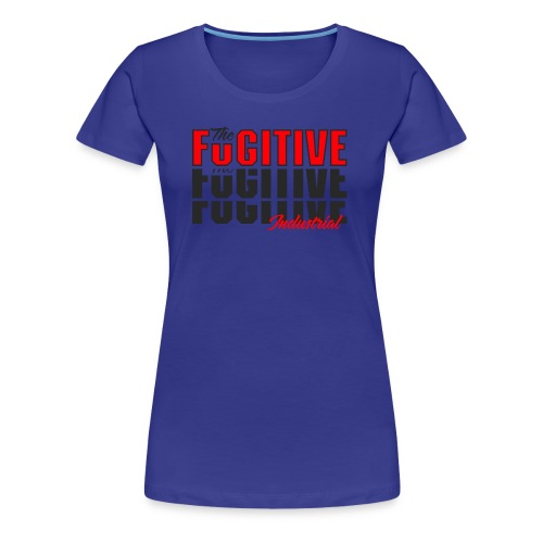 FUGITIVE 562 BLACK - Women's Premium T-Shirt
