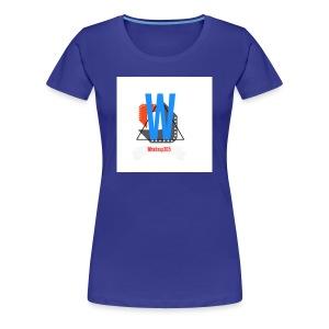 Whatisup365's logo 2016-2017 - Women's Premium T-Shirt
