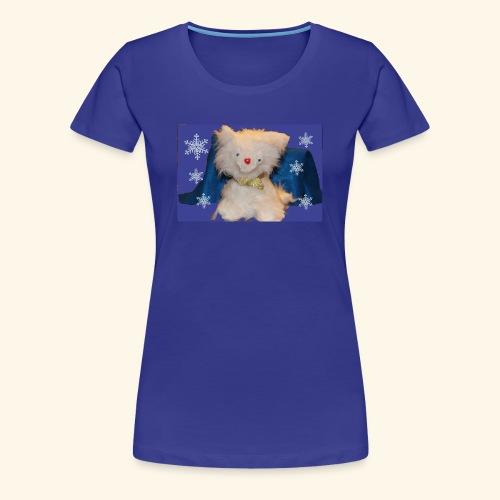 snow flakes - Women's Premium T-Shirt