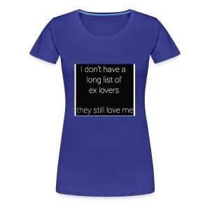 Ex Lovers - Women's Premium T-Shirt