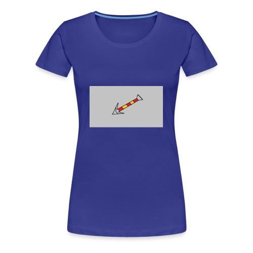 Arrow 4 - Women's Premium T-Shirt